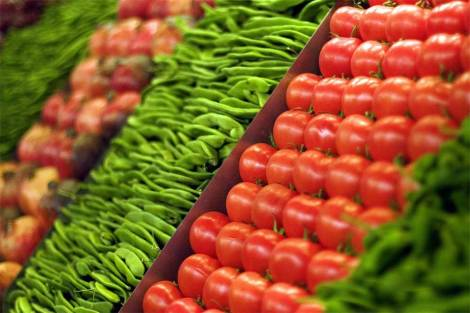Spanish vegetables. Tomás Zarza/©ICEX.
