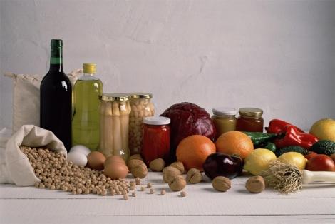 Alimentos de España.